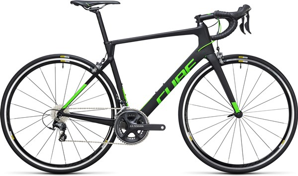 Cube Agree C:62 Pro - Nearly New - 58cm - 2017 Road Bike