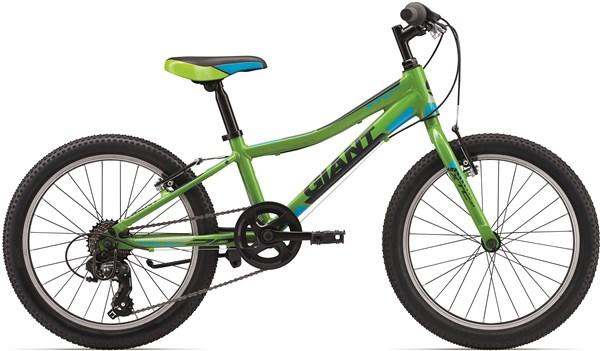 Giant XTC JR 20w Lite - Nearly New - 2017 Kids Bike | City-cykler