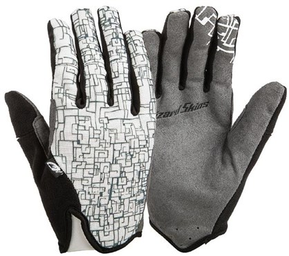 Lizard Skins Monitor 3.0 Long Finger Cycling Gloves