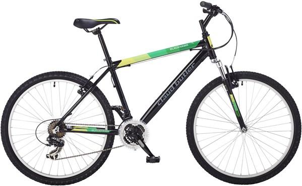 "Claud Butler Black Hawk - Nearly New - 18"" Mountain Bike 2017 - Hardtail MTB"