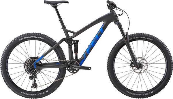 "Felt Decree 3 GX Eagle 27.5"" Mountain Bike 2018 - Full Suspension MTB"