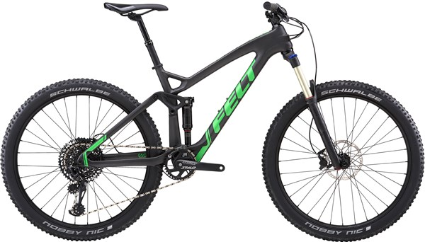 "Felt Decree 4 GX Eagle 27.5"" Mountain Bike 2018 - Trail Full Suspension MTB"