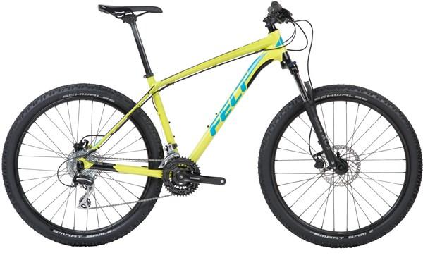 "Felt Dispatch 7/80 27.5"" Mountain Bike 2018 - Hardtail MTB | MTB"