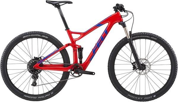 Felt Edict 5 29er Mountain Bike 2018 - Trail Full Suspension MTB