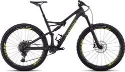 Specialized S-Works Stumpjumper 29/6Fattie Mountain Bike 2018 - Trail Full Suspension MTB