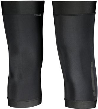 Funkier Sanxenxo Winter Knee Warmers Black KW-02