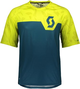 Scott Trail 20 Short Sleeve Jersey 2018 | Jerseys