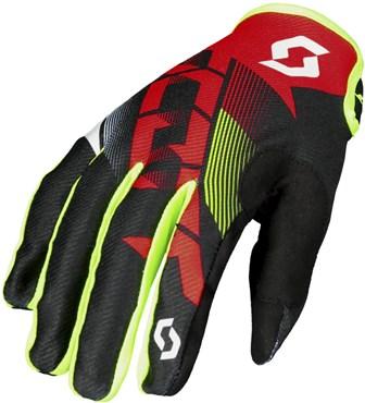 Scott 350 Dirt Kids Long Finger Cycling Gloves