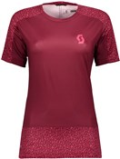 Scott Trail 20 Short Sleeve Womens Jersey