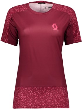 Scott Trail 20 Short Sleeve Womens Jersey