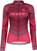 Scott RC Tec Womens Long Sleeve Jersey