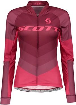 Scott RC Tec Womens Long Sleeve Jersey