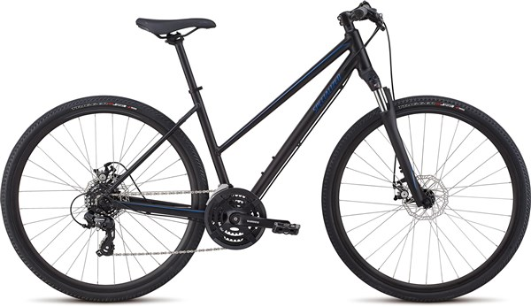 Specialized Ariel Mechanical Disc Step Through Womens 2020 - Hybrid Sports Bike