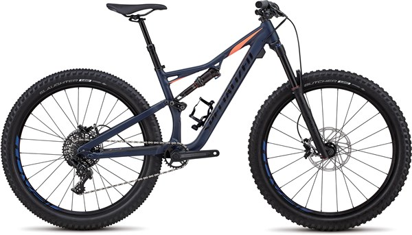 Specialized Rhyme Comp 6Fattie/29er Womens Mountain Bike 2018 - Trail Full Suspension MTB | Mountainbikes