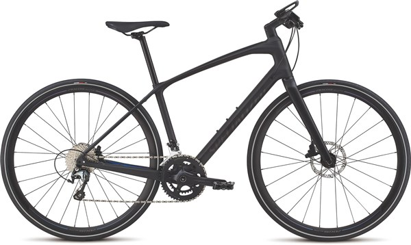 Specialized Sirrus Elite Carbon Womens 2019 - Hybrid Sports Bike