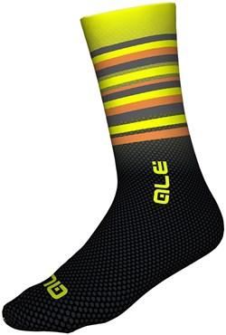 Ale Merino Stripe Socks 18