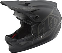 Troy Lee Designs D3 Fibrelite Full Face BMX / MTB Cycling Helmet