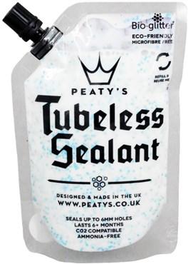 Peatys Tubeless Sealant 120ml Trail Pouch | Lappegrej og dækjern