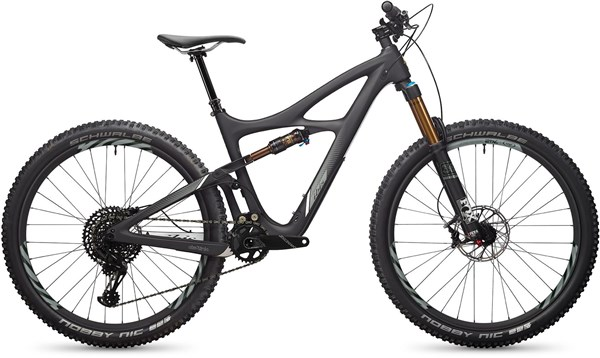 "Ibis Mojo 3 GX Eagle Carbon Wheel 27.5"" Mountain Bike 2018 - Trail Full Suspension MTB"
