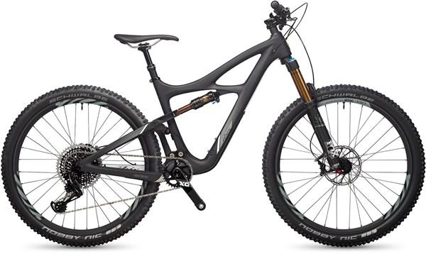 """Ibis Mojo 3 X01 Eagle Carbon Wheel 27.5"""" Mountain Bike 2018 - Trail Full Suspension MTB"""