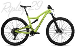 Ibis Ripley LS V3.0 GX Eagle Alloy Wheel 29er Mountain Bike 2018 - Trail Full Suspension MTB