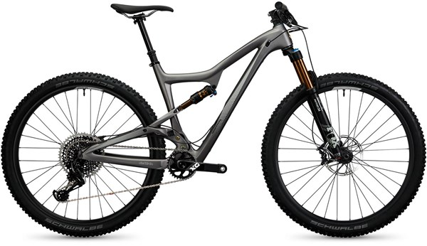 Ibis Ripley LS V3.0 X01 Eagle Carbon Wheel 29er Mountain Bike 2018 - Full Suspension MTB