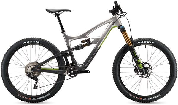 "Ibis Mojo HD4 XT 1X Float DPX2 Alloy Wheel 27.5"" Mountain Bike 2018 - Enduro Full Suspension MTB"