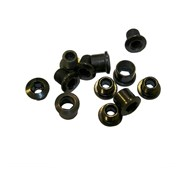 Product image for Truvativ Chainring Bolt Kit 4 Arm For Double W/Rockguard Long Steel