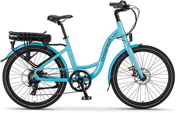 Wisper 705 SE Step Through 575wh Rigid 2018 - Electric Hybrid Bike