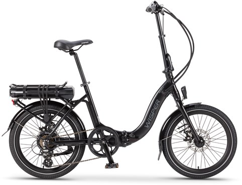 Wisper 806 SE Folder 375Wh 2018 - Electric Hybrid Bike