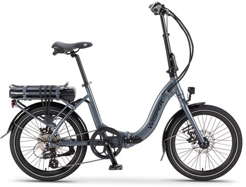Wisper 806 Torque Folder 575Wh 2018 - Electric Hybrid Bike