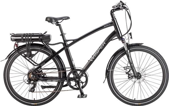 Wisper 905 SE Crossbar 575Wh FS 2018 - Electric Hybrid Bike