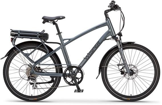 Wisper 905 Torque Crossbar 375Wh 2018 - Electric Hybrid Bike