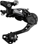Product image for Shimano RD-M6000 Deore 10 Speed Shadow+ Design Rear Derailleur