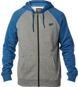 Fox Clothing Legacy Zip Hoodie