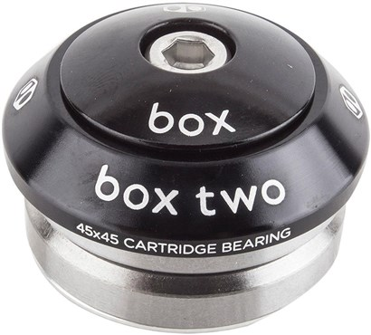 "Box Components Two 45x45 1"" Sealed Headset"