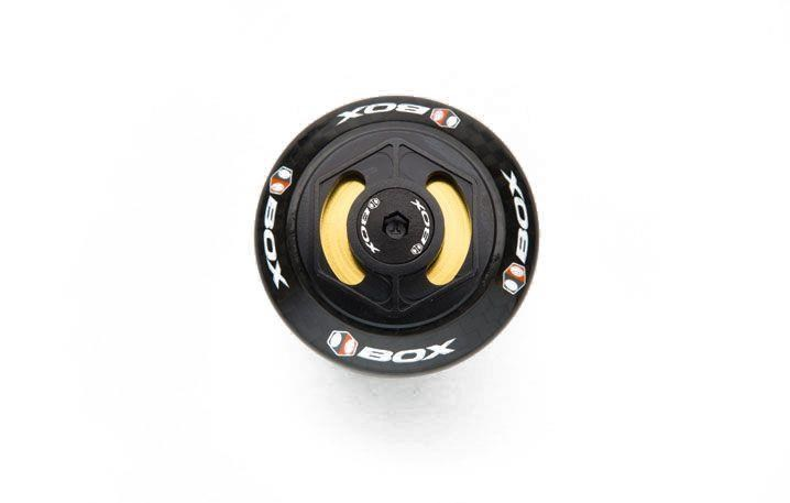 """Box Components Gilde Carbon Integrated 1 1/8"""" Headset 
