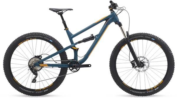 Polygon Siskiu T7 29er Mountain Bike 2018 - Trail Full Suspension MTB