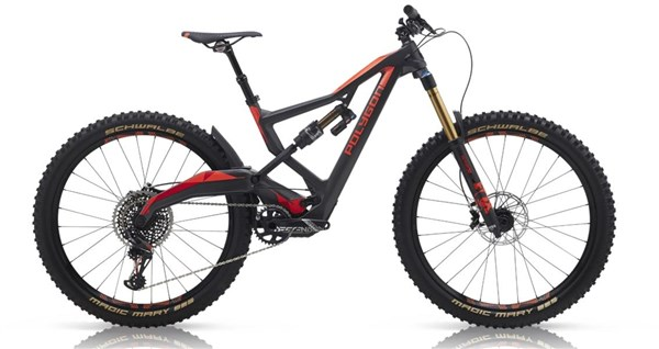 "Polygon Xquareone EX8 27.5""+ Mountain Bike 2019 - Enduro Full Suspension MTB"