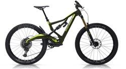 "Polygon Xquareone EX9 27.5""+ Mountain Bike 2019 - Enduro Full Suspension MTB"