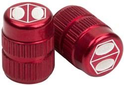 Box Components Cube Schrader Valve Caps