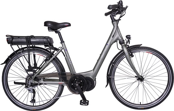 Ebco Urban City UCL-40 Womens 2018 - Electric Hybrid Bike