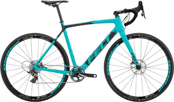 Felt F1X (Flat Mount) 2018 - Cyclocross Bike | Cross-cykler