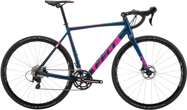 Felt F30X (Flat Mount) 2018 - Cyclocross Bike | Cross-cykler