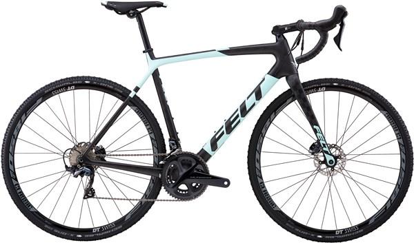 Felt F3X (Flat Mount) 2018 - Cyclocross Bike | Cross-cykler
