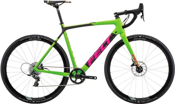 Felt F4X (Flat Mount) 2018 - Cyclocross Bike | Cross-cykler
