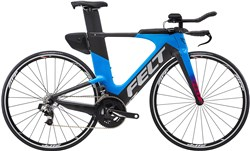 Product image for Felt IA2 eTap 2018 - Triathlon Bike