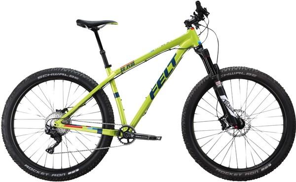 "Felt Surplus 10 27.5"" Mountain Bike 2018 - Hardtail MTB"