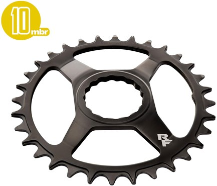 Race Face Direct Mount Steel Narrow/Wide Single Chainring