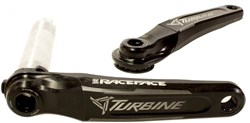 Race Face Turbine Cinch Crank Arms Only - Bottom Bracket Sold Separately